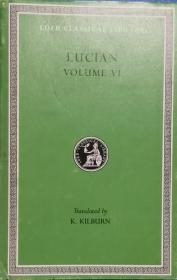 Lucian Volume VI