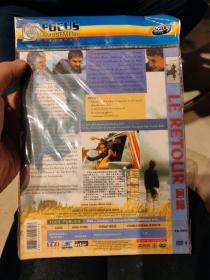 回归DVD