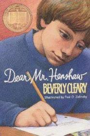Dear Mr. Henshaw亲爱的亨肖先生 英文原版