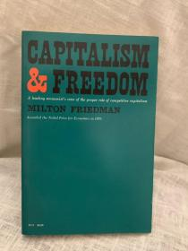 Capitalism and Freedom「资本主义与自由」【弗里德曼代表作】