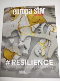 Europa Star 专业钟表杂志 欧罗巴之星 2020年第2期 3-4月合刊 英文版手表腕表杂志