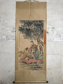 精品画,亏出。:214*82厘米           画心尺寸:133*67厘米