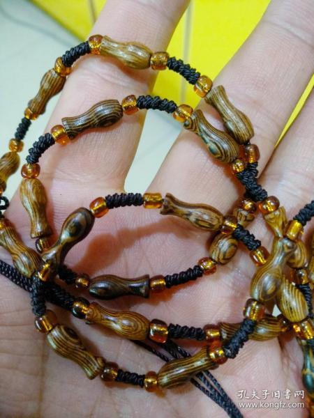 熱賣正宗雞翅木編織項鏈繩 項鏈配件 吊墜繩 掛件繩 平安瓶繩 項墜繩民族風