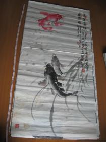 荷塘清韵( 马兰坤  周仁辉合作国画)