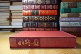 HERITAGE PRESS  乔叟 坎特伯雷故事集 The Canterbury Tales