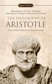 现货 进口英文 The Philosophy of Aristotle 亚里士多德的哲学