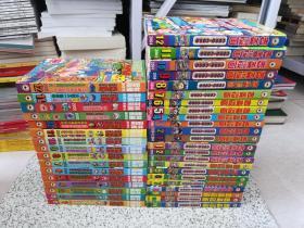 吉林画报·漫画版: 吉美漫画  2002年第9/10/11/12期(4本)、2003年第1-12期(全年12本)、2004年第1-12期(全年12本)、2005年第1-11期(11本) 共39本合售