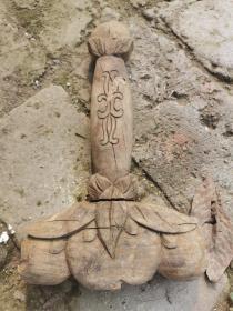 桃木剑木柄