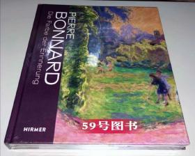 Pierre Bonnard 博纳尔:记忆的颜色