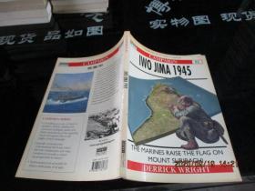 CANPAIGN IWO JIMA1945  THE MARINES RAISE THE FLAG ON MOUNT SURIBACHI  DERRICK WRIGHT    品如图  8-2号柜