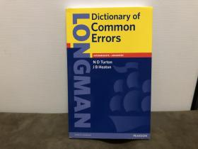 Longman Dictionary of Common Errors  Dictionary朗文常见错误词典