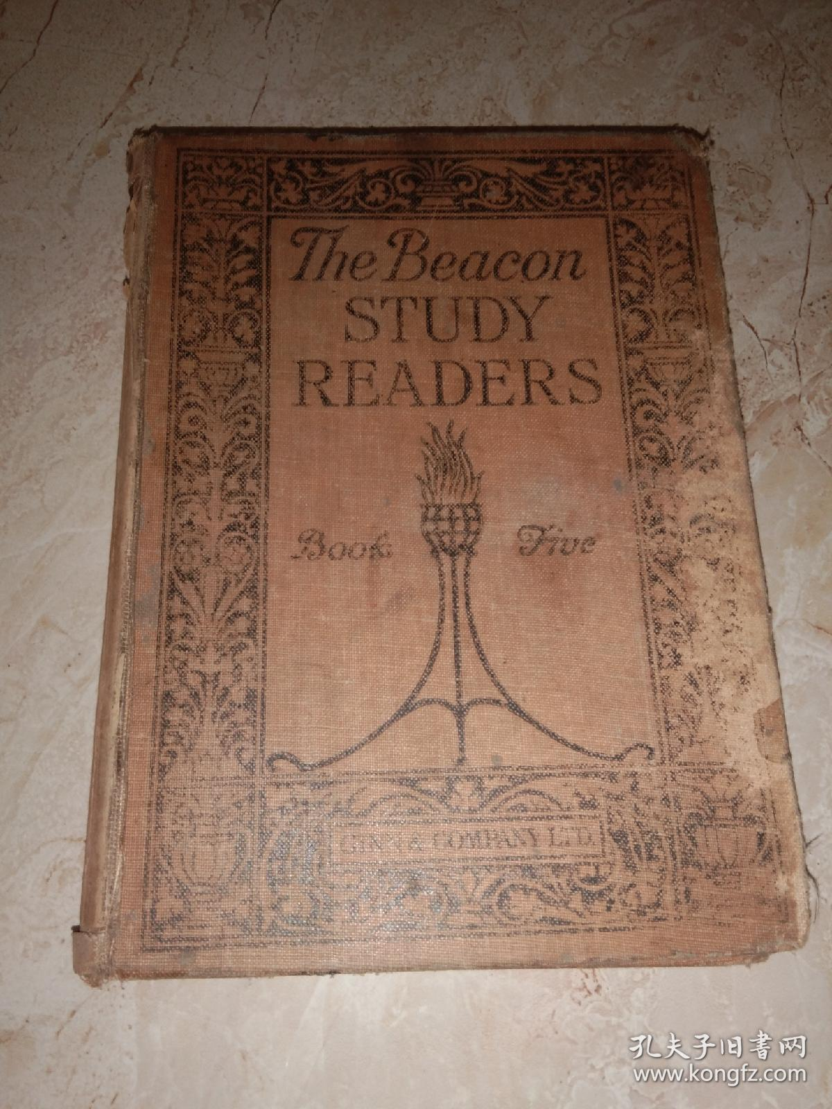 The Beacon STUDY READERS Book Four 【英文】