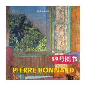 Pierre Bonnard 英文原版