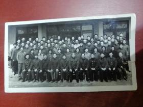 老照片:1978年11月于宜昌参加葛洲坝建筑物变形科研会合影