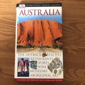 Australia DK EYEWITNESS TRAVEL GUIDE