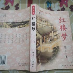 红楼梦下册——中国古典小说名著书系