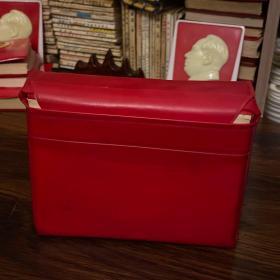 毛泽东选集一卷本-带红色外套、林彪提词完整