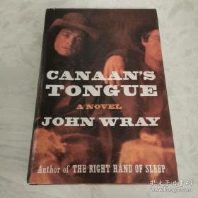 canaan's tongue a novel john wray