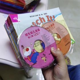 培生幼儿英语第二辑·预备级(含图书35册,光盘2张)