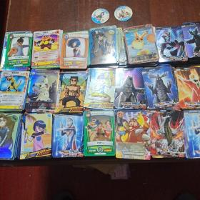 各类游戏卡(2100张)