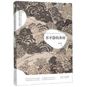 不平静的乡村/陕西省文化和旅游厅陕西文学艺术创作百人计划书系