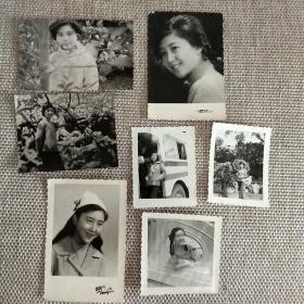 八九十年代美女个人寸照(7张)