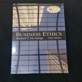 Business Ethics 《商业论理》 英文原版带原版光盘