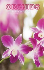 Orchids Weekly Planner 2018-兰花周刊策划人2018