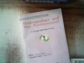 hydrogeology and the environment