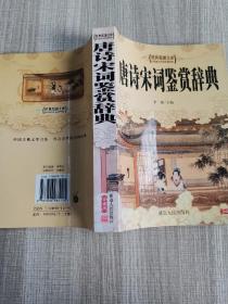 唐詩宋詞鑒賞辭典(珍藏版)