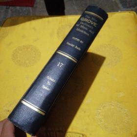 新格罗夫音乐和音乐家大辞典(英文版