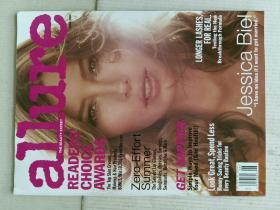 ALLURE 诱惑力 2009/06 THE BEAUTY EXPERT 时尚潮流美容服装杂志