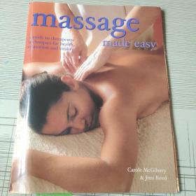 massage made easy