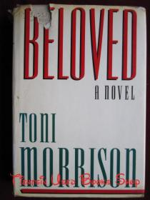 Beloved: A Novel(First Edition)宠儿:一部小说(第1版 英语原版 毛边精装本)