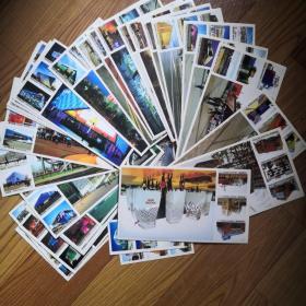 上海世博会明信片30张