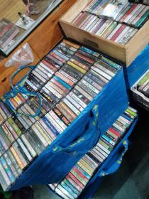 《一批二千多盒磁带》随机抽拿1500合出售