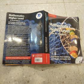 mathematics higher level for the ib dipioma