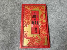 万叶堂英文原版 the art of war 孙子兵法