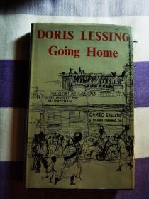 2007年诺贝尔文学奖得主 多丽丝·莱辛(Doris Lessing,1919年10月22日-2013年11月17日) 作品《回家》初版签名本
