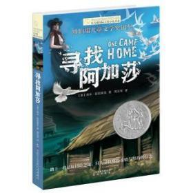 寻找阿加莎 长青藤大奖小说书系 正版  霍莉布莱克  9787541477706