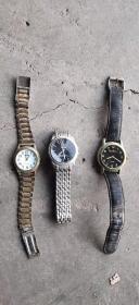 鄉下收的老手表包老