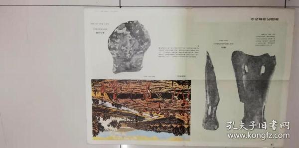 教學掛圖——中國歷史教學掛圖.原始社會5(3)