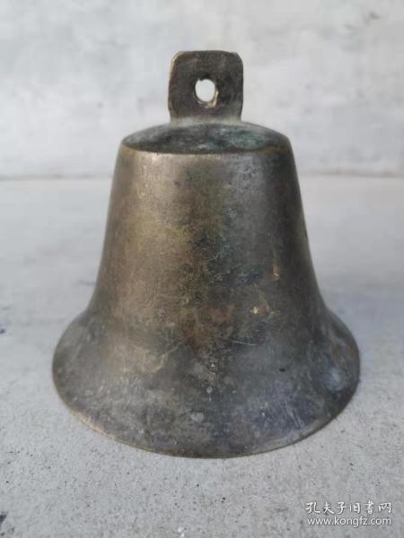 清代老銅鈴,保存完整包老