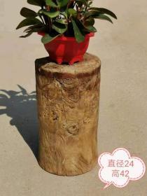 老榆木影子木花架,風化自然漂亮