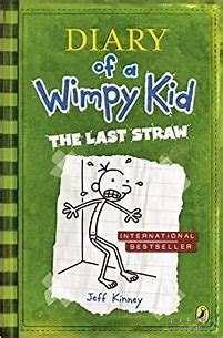 Diary of a Wimpy Kid #3: The Last Straw小屁孩日记3:救命稻草