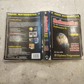 MATHEMATICS FOR THE INTERNATIONAI STUDENT MATHEMATICS SL