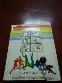 外国老集邮册: 主题 火车为主 汽车为辅 还有动物(大约是111张,)