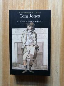 Tom Jones(Wordsworth Classics)汤姆·琼斯