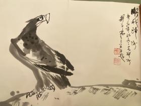 郝石林画家