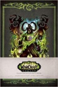 现货 英文原版 World of Warcraft 魔兽世界珍藏精装写生册